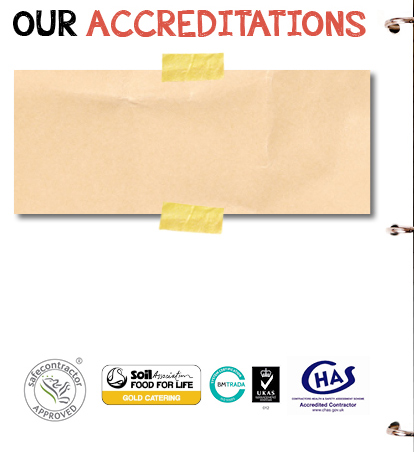 Our Company & Accreditations